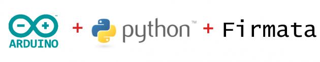 Arduino + Python + FIRMATA